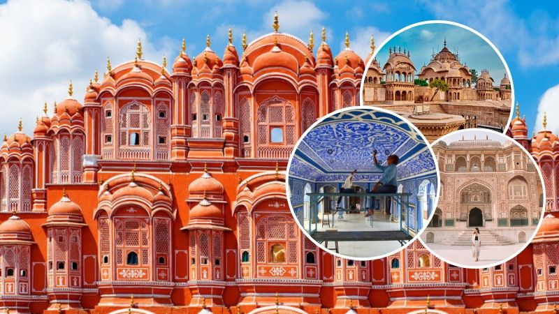 Why You Should Explore The Architecture Of These 3 Sites Of Jaipur