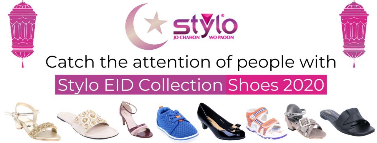 Catch the attention of people with Stylo EID Collection Shoes 2020: