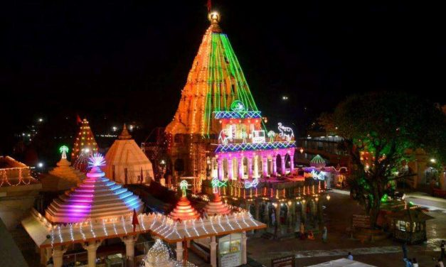 Must Visit Mahakaleshwar Temple on Your Udaipur Sightseeing Tour