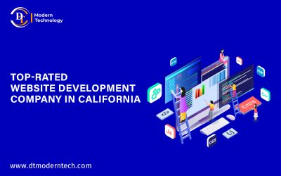 Top-rated Website Development company in California